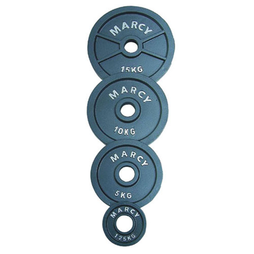 Cast Iron Olympic Weight Plates (1.25kg-20kg)