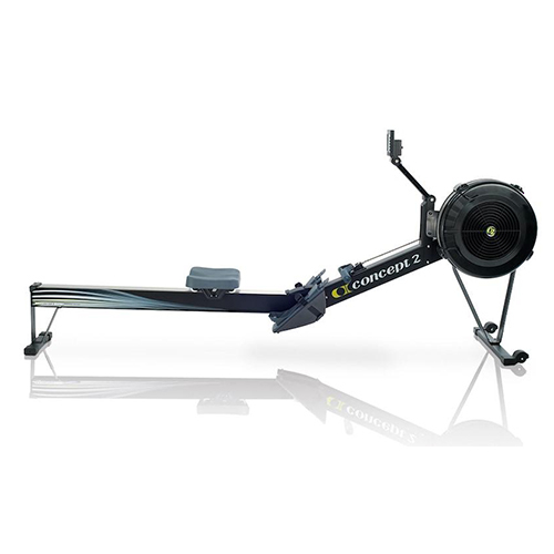 Concept 2 rower - Black