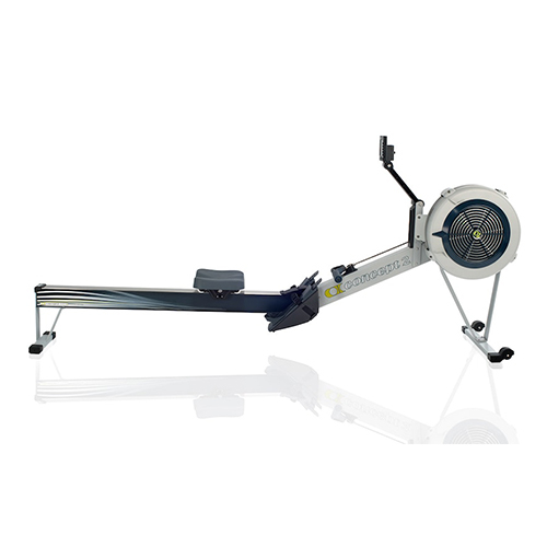 Concept 2 rower - Grey