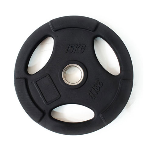 Rubber Coated Weight Plates