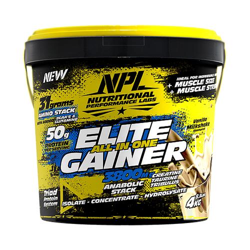 NPL Elite Gainer