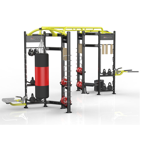 I-Shaped Functional Training Zone