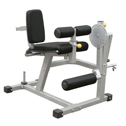 leg curl leg extension machine