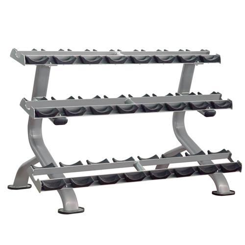 Impulse IT7012 Dumbell Rack