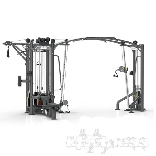 Impulse IT9325-IT9327-IT9327OPT 5 Stack Multi Gym