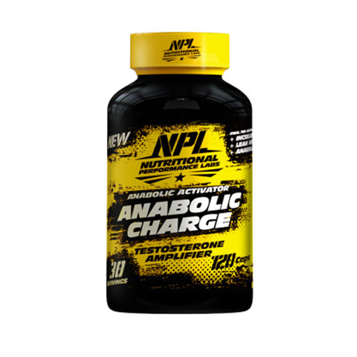 npl anabolic charge testosterone booster