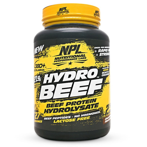 NPL Hydro Beef Protein Shake