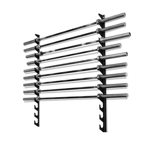 Olympic Bar Gun Rack