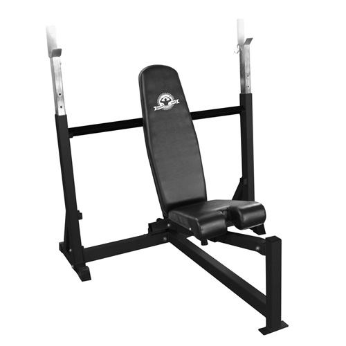 P/CORE: ADJUSTABLE BENCH PRESS