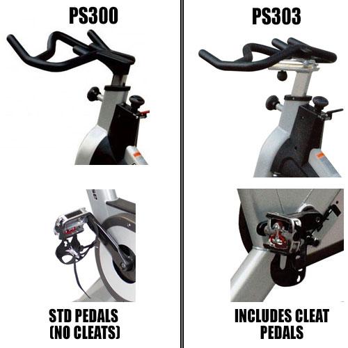 PS300 VS PS303