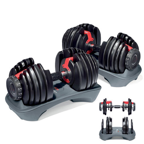 Powercore Adjustable Dumbbells