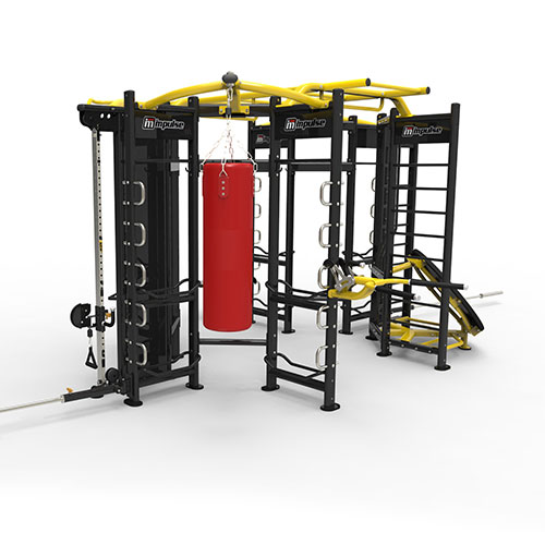 Functional Training Zone H Shape