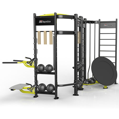 Functional Training Zone S Shape