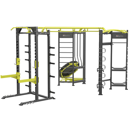 Functional Training Zone T Shape