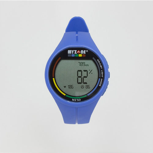 Myzone Watch Blue