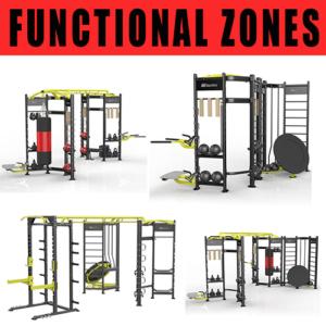 functional zones