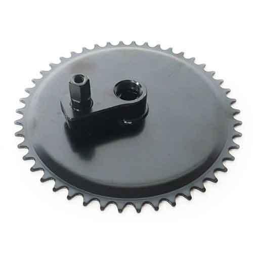Assaut=lt Spare Chain Wheel with Crank
