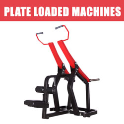 Plate Loaded Machines