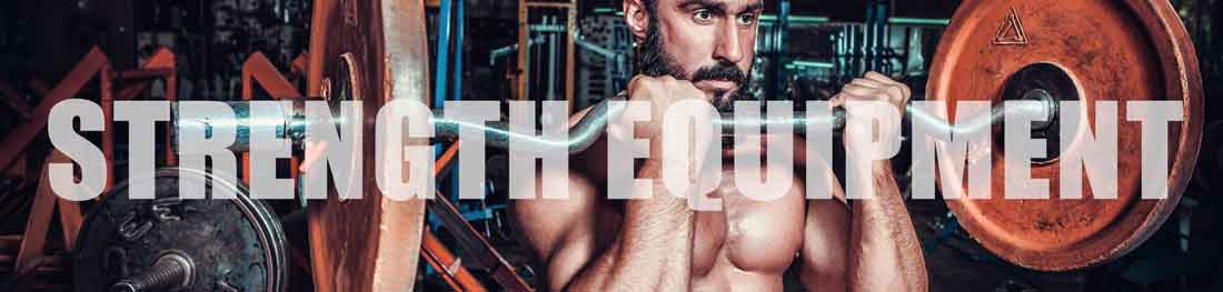 strength equipment header