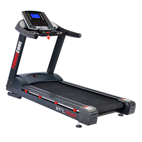 Powercore XPL1000 Commercial treadmill 1