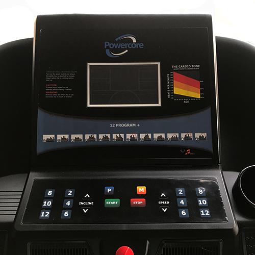 powercore xpl1000 screen