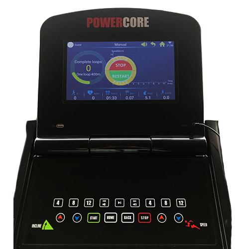 powercore xpl700 screen