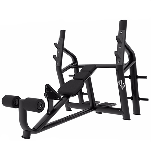 Powercore 650 Olympic Incline Bench