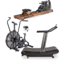Assault airrunner assault airbik apollo pro water rower