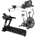 assault airbik xpl700 treadmill Neptune water rower