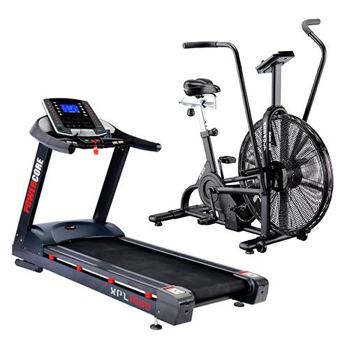 assault airbike xpl1000 treadmill