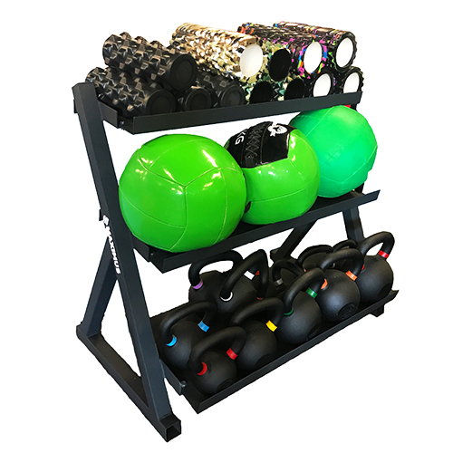multi use gym storage rack