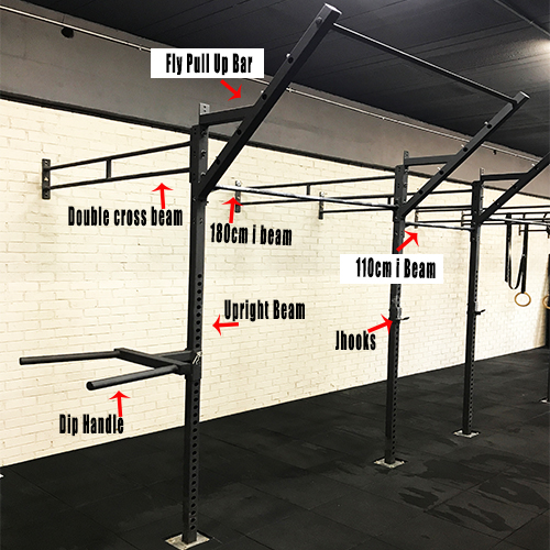 Crossfit Rig Build Your Own Mifitness