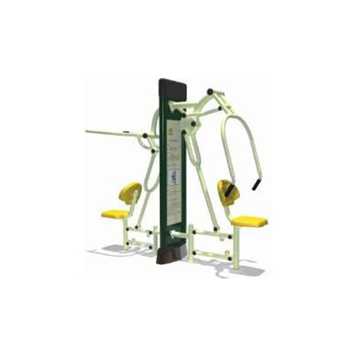 Chest press lat pull down