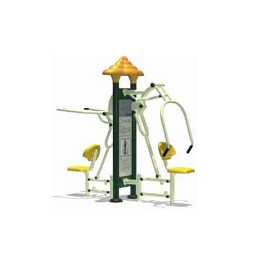 Lat Pull Down&Chest Press