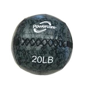 powercore camo wall ball