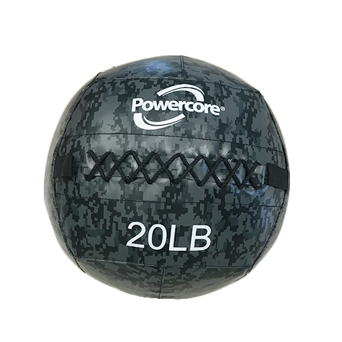 powercore camo wall ball