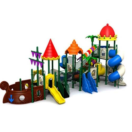 Outdoor Playgrounds & Jungle Gyms
