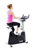 spirit XBU-55 exercise bike 2