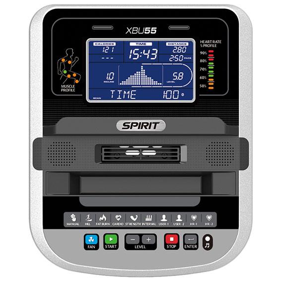 Spirit XBU 55 Exercise-Bike