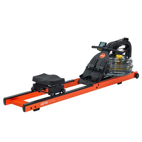 Orange Neon Rower