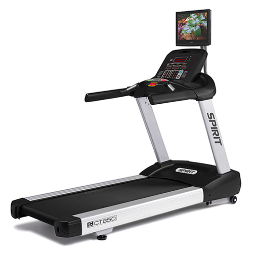 SPIRIT FITNESS: TREADMILL CT850 [COMMERCIAL] [PHP 8.0HP AC, MAX SPEED 20KM/H]-4