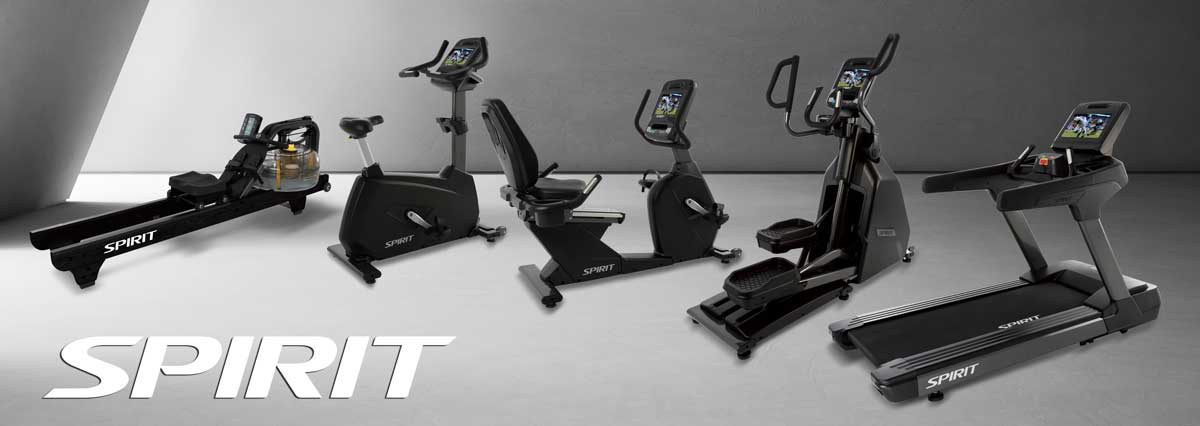 Click here to View Spirit Cardio Equipment