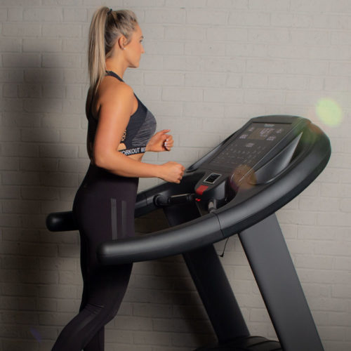 SHUA X8 COMMERCIAL TREADMILL [5PHP AC, 20KM/H MAX SPEED]-8