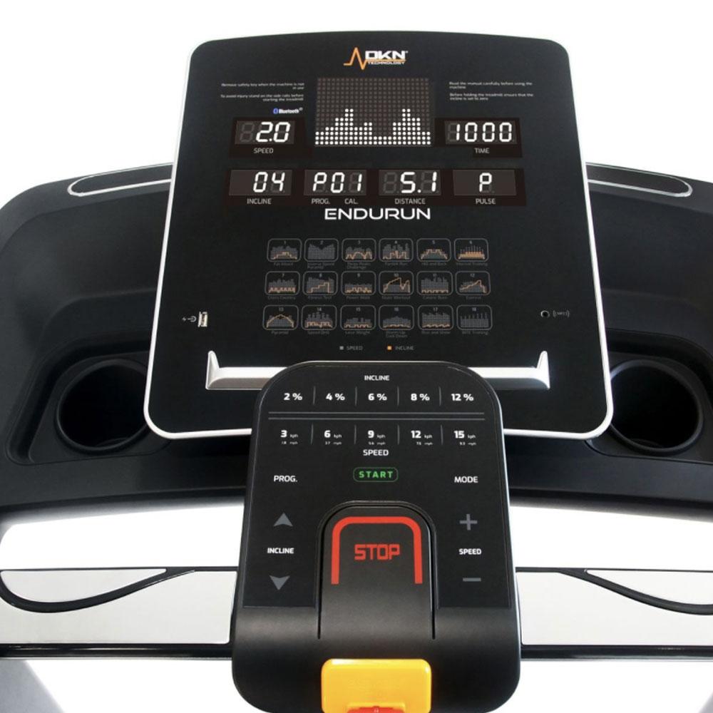 DKN EnduRun Treadmill-4