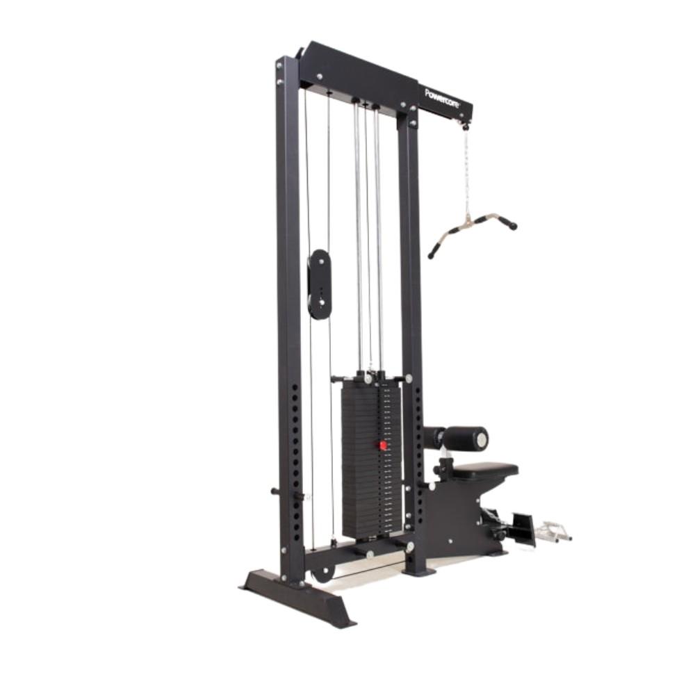 Commercial Lat + Row Machine (IM)